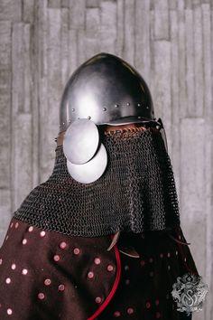 Helmet of the Golden Horde warrior, XII-XIV century
