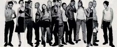 90's Calvin Klein campaign. I totally had this poster on my closet door.