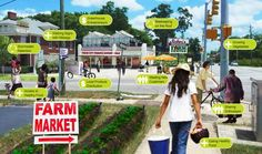 Local food systems add to the social, economic and ecological health of communities.