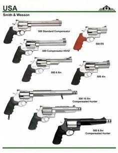 Military Weapons, Weapons Guns, Revolver Pistol, Smith N Wesson, Gun Art, Weapon Concept Art, Firearms, Hand Guns, Martial Arts