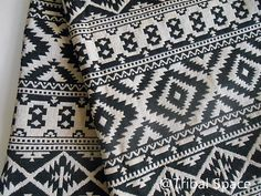 ♥Tribal ethnic fabric for Bag,Home decor,Tablecloth and Craft accessories.  ♥ Thai Hand Woven cotton fabric with high quality. ♥ Measurements: Fabric