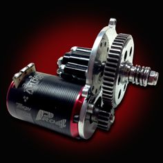 Supershafty.com - Complete Bomb Proof  Axial WRAITH Transmission. $200.00