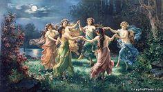 Танцующие феи