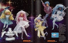 Spectra..Totally had Spectra and LOVED her! 15 Toys From The '80s You Might Have Forgotten About