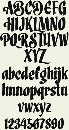 Letterhead Fonts / LHF Brushwork / Calligraphy Fonts