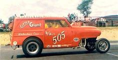 Vintage Drag Racing - Altered - The Little Giant
