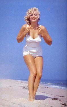 Hampton Beach, 1957