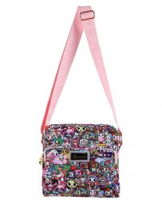 tokidoki Kawaii Metropolis Small Crossbody Cute Plush e78a2cd564c12