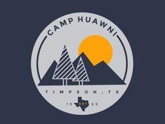 Camp Huawni Summer Tee