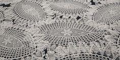 Crochet Lace, Doilies, White Lace, Applique, Delicate, Colours, Pure Products, Floral, Handmade