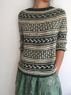 Love the sweater.... don't like the skirt...