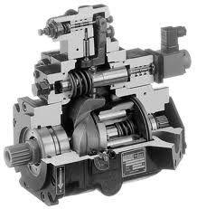Oto jak wygląda przykładowa pompa hydrauliczna... http://masterforce.pl/