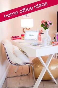 Check Out 23 Traditional Home Office Designs To Work In Style. Traditional home office interior design will make you feel at home during your work hours which will make you feel more confident and free. Home Office Space, Home Office Decor, Office Ideas, Desk Space, Desk Ideas, Desk Nook, Study Space, Office Inspo, Office Designs