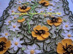 Irish crochet &: Мастер Светлана Тимошина