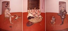 53. Two Figures Lying on a Bed with Attendants [1968]