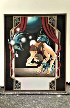 #stefaniemillinger #tigermillie #ëmwolf #handpainted #brushonly #brush #acrylicpainting #instaart #art #artwork #artistic #instagood #painting #paintings #artbrut #autodidact #artnouveau #acrobat #acrobatics #acrobaticgirl #artistgirl #animals #cuteanimals #magic #animalspirit #spirit #freespirit #florecreated #FLORE #malerflo Art Brut, Drawing, Spirit Animal, Insta Art, Bunt, Creative, Art Nouveau, Cute Animals, Hand Painted