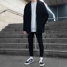 Moda Hipster Hombre Outfits Dresses 67 New Ideas Korean Outfits, Boy Outfits, Casual Outfits, Fashion Outfits, Black Outfits, Hipster Outfits Men, Dress Outfits, Black Outfit Men, Hipster Boys
