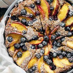 Peach Dessert Recipes