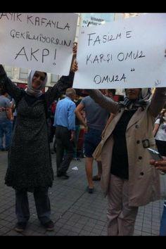 #occupyturkey #direngaziparki #KORKAKMEDYA #occupygezi #bubirsivildirenis  #izmitdireniyor