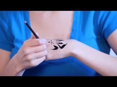How to Do Face Painting: Basic Brush Strokes