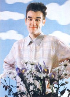 Morrisey young and happy