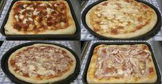 Come fare la pizza in casa, leggera altissima digeribilità - Recipe Ital. Pasta Salad Recipes, Pizza Recipes, Easy Dinner Recipes, Snack Recipes, Biscotti, Bread Machine Recipes, Sausage Pasta, Soul Food, Italian Recipes