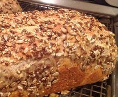 Dinkel- Joghurt- Brot locker u. luftig