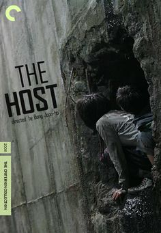 """Fake Criterion for """"The Host"""" by the-movie-watcher"""