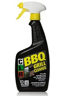 CLR BBQ Grill Cleaner, CLR BBQ Grill Cleaner is safe to use inside and outside for your grilling needs on most surfaces including stainless steel and porcelain enamel. Bbq Grill Cleaner, Oven Cleaner, Clean Grill, Grill Cleaning, Charcoal Bbq Grill, Furniture Cleaner, Portable Grill, How Do You Clean, Gas Bbq