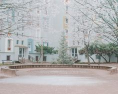Town photo series by Marietta Varga
