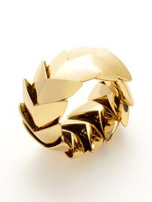 Nara Gold Bracelet by Giles & Brother (at Gilt)
