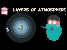 Cycle 1, Week 13, Science: Layers Of Atmosphere | The Dr. Binocs Show | Learn Series For Kids - YouTube