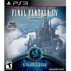 Final Fantasy Xiv Bndl Le Ps3