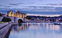 Europe's prettiest villages: Conwy, Wales