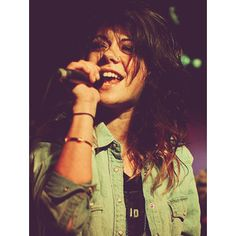 Taylor Jardine from We Are The In Crowd, front woman and the most recognizable face of the band.
