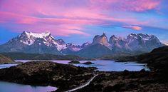 Torres del Paine Chili paysages amerique sud