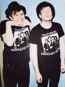 Look at this cutie, I absolutely love Patrick Stump :3