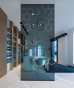 conceptdesignarchitecture parapharmacy pharmacy design retail beauty disp PHARMACY PARAPHARMACY design pharmacy retail beauty disp You can find Pharmacy and more on our website Office Space Design, Office Interior Design, Office Interiors, Glass Design, Wall Design, House Design, Design Case, Display Design, Office Walls