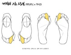 how to draw manga Feet Drawing, Human Drawing, Drawing Poses, Drawing Tips, Hand Reference, Figure Drawing Reference, Art Reference Poses, Anatomy Reference, Manga Tutorial