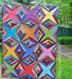 http://www.maryquilts.com/solid-stars-and-strings/