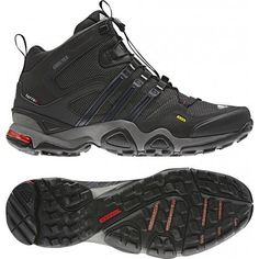ADIDAS TERREX FAST X MID GTX, MID CINDER/BLACK/CORE - Footwear & Boots - Tactical Distributors- Tactical Gear