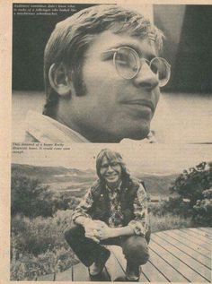 John Denver - early to mid 1970's (Where? When? Photo credit?)