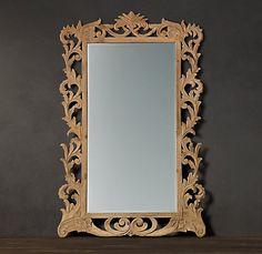 roccoco mirror - RH