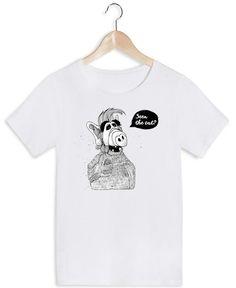 Seen The Cat? als Frauen T-Shirt von Anika Merten | JUNIQE