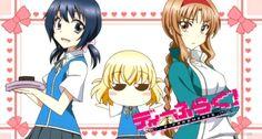 D-Frag! Episode #06 Anime Review