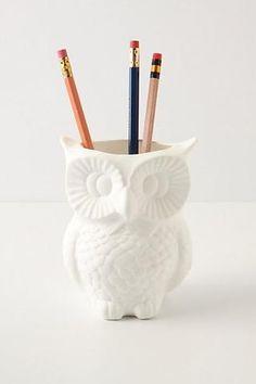 Sleepy Hollow Pencil Cup | Anthropologie