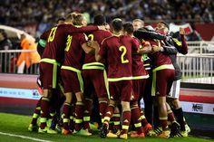 Dudamel presentó los convocados para la doble fecha de eliminatorias #Deportes #Fútbol