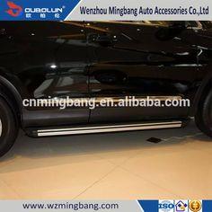 Chrome Side Moulding Cover Trim Auto Protective Parts For Honda CRV 2015