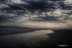 pantai pancer puger di Jember, Jawa Timur