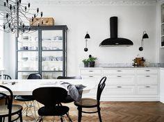 elegantti-mustavalkoinen-sisustus-keittio